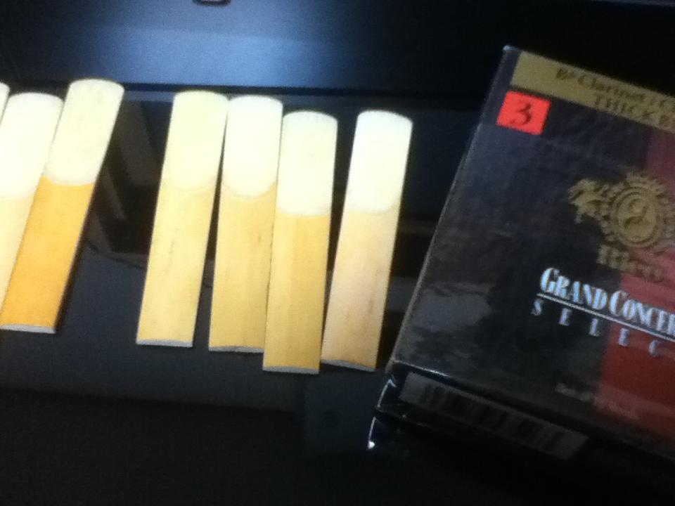 リード楽器の宿命