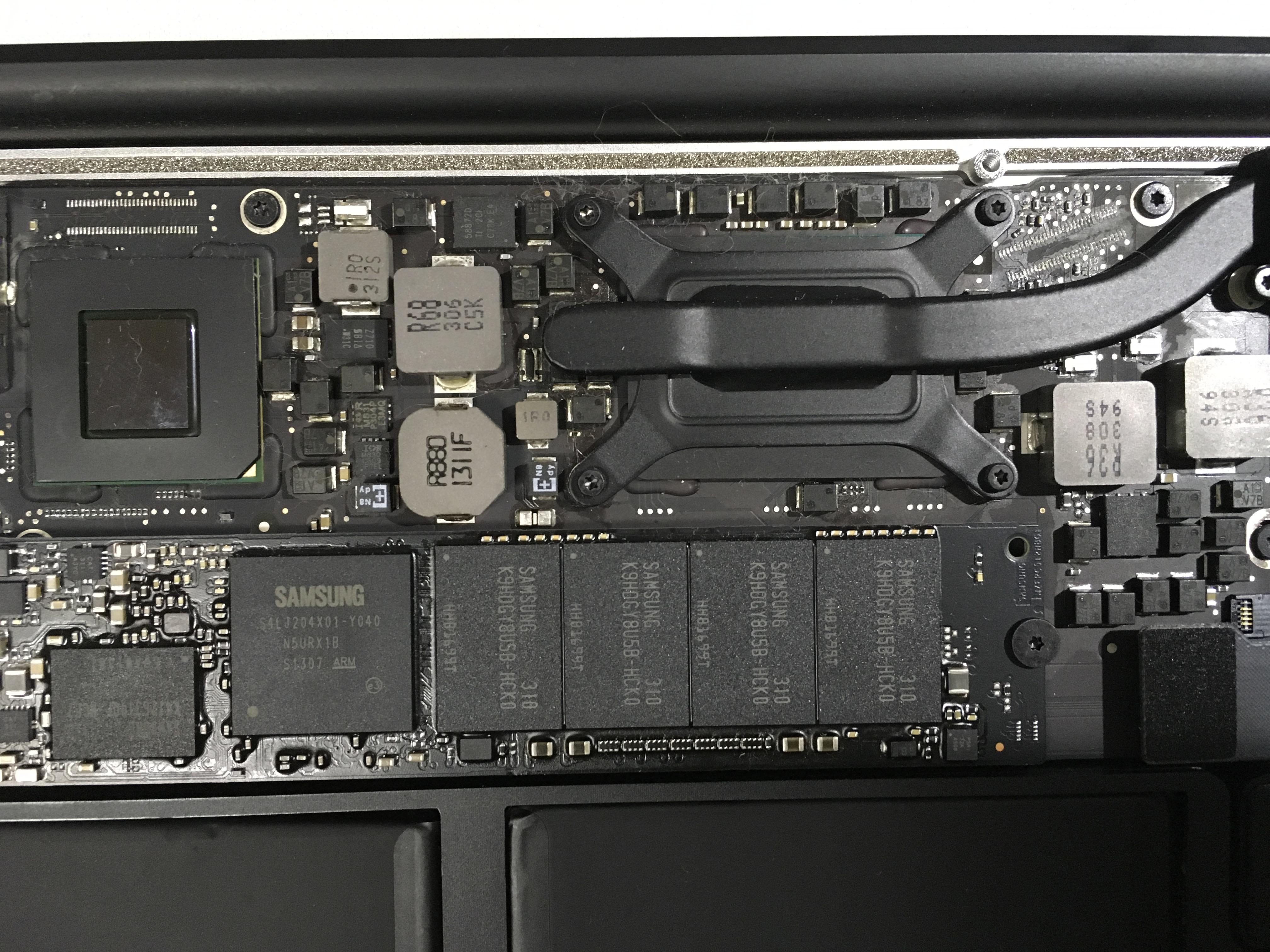 Macのストレージ増設